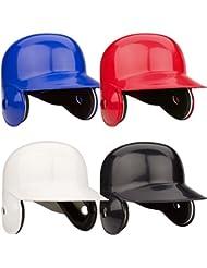 Schreuders Sport Casque de baseball avec 2Ear Protector M