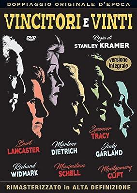 Italia Edition, PAL/Region 0 DVD: LINGUA: Francese ( Dolby Digital 2.0 ), Inglese ( Dolby Digital 2.0 ), Italiano ( Dolby Digital 2.0 ), Spagnolo ( Dolby Digital 2.0 ), Tedesco ( Dolby Digital 2.0 ), WIDESCREEN (1.78:1), CONTENUTI: Bianco e Nero, Men...