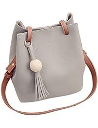 Women Handbag, PU Leather Messenger Bag Satchel Crossbody Bag Tote Bags Shoulder Bag