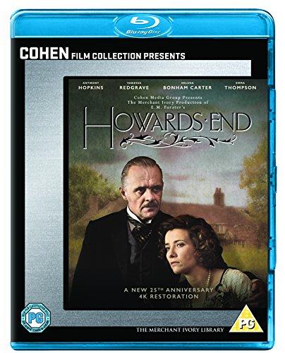 Howards End [Blu-ray] [UK Import]