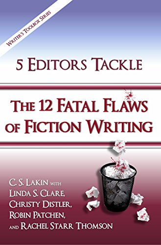 5 Editors Tackle the 12 Fatal Flaws of Fiction Writing (The Writer's Toolbox Series) (English Edition)