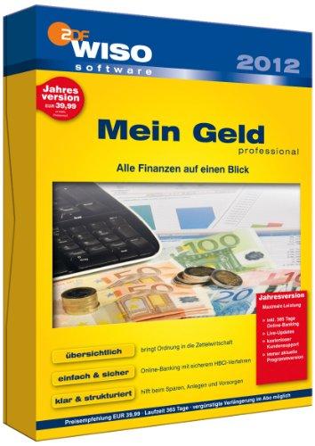 WISO Mein Geld 2012 Professional (Jahresversion)