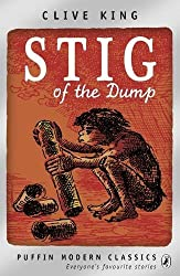 Puffin Modern Classics Stig Of The Dump by Clive King (2010-07-27)