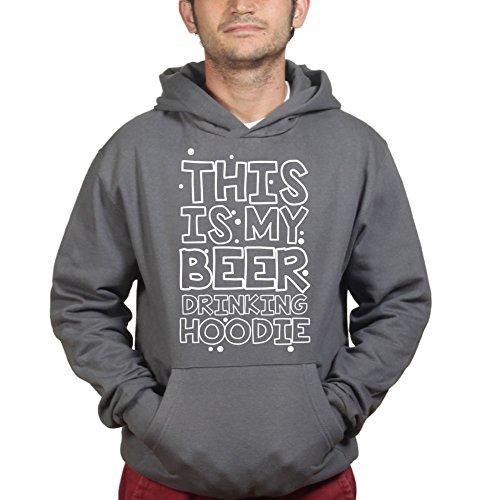 This Is My Beer Drinking Kapuzenpullover