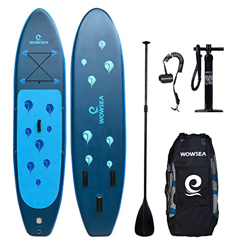 WOWSEA SUP Board AN17 im Test