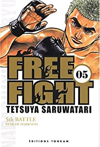Free Fight Edition simple Tome 5