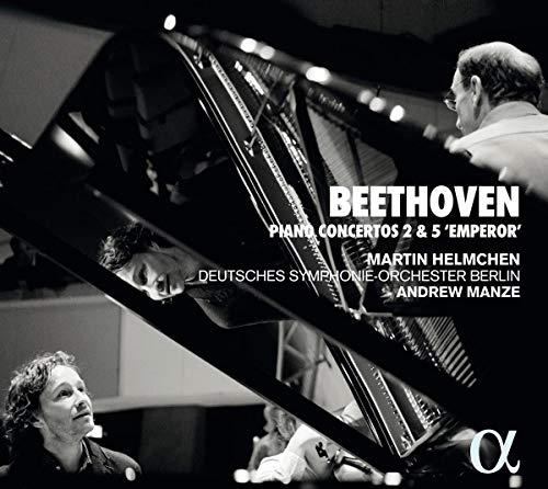 Beethoven: Klavierkonzerte Nr. 2 & 5