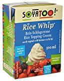 Soyatoo Vegane Reis Schlagcreme, 10er Pack