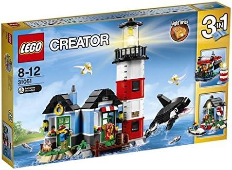 LEGO LEGO LEGO Creator Lighthouse Point 31051 B01J62CFN2 ae1e5c