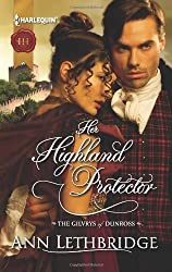 Her Highland Protector by Ann Lethbridge (2013-06-18)