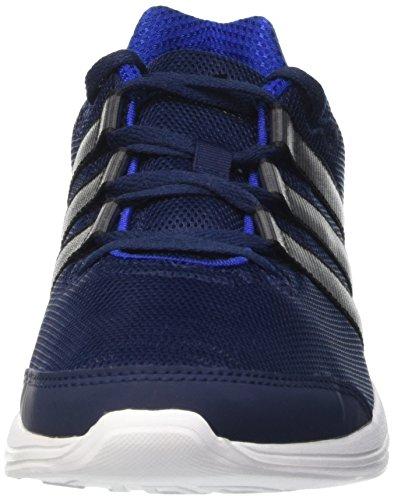 Adidas Lite Runner M, Scarpe da Corsa Uomo Blu / Nero (Maruni / Negbas / Reauni)