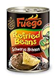 Fuego Refried Black Beans, 6er Pack