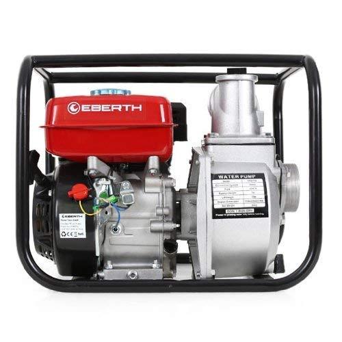 EBERTH 6,5 PS 3 Zoll Wasserpumpe Benzin Motor Pumpe - 7