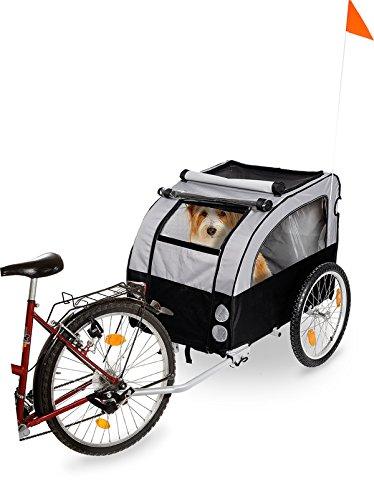 Karlie Doggy Liner 1 - Remolque para bicicleta...