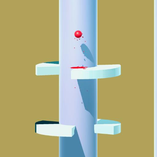 Games:Ball Jump Tower 2018
