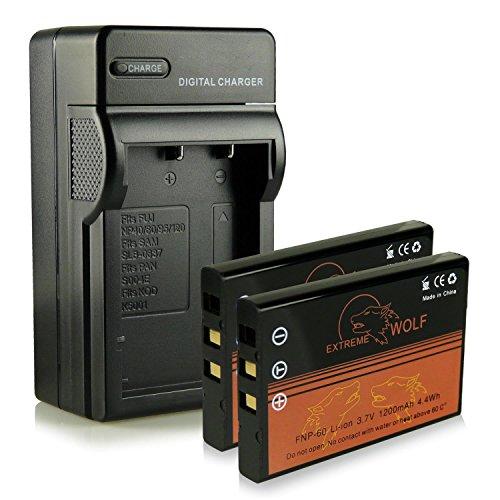 chargeur-2x-extremewolf-batterie-l1812a-r07-a1812a-pour-hp-photosmart-r07-r507-r607-r607-gwen-r607xi
