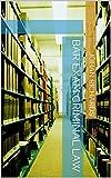 BAR Exam Criminal Law