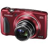 Fujifilm FinePix F900EXR Digital Camera - Red (16MP, 20x Optical Zoom) (discontinued by manufacturer)