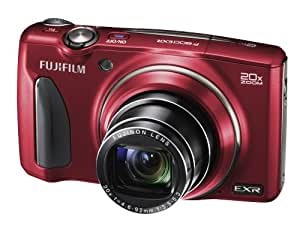 Fujifilm FinePix F900EXR Digital Camera - Red (16MP, 20x Optical Zoom) (discontinued by manufacturer)