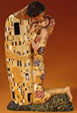 Skulptur 'Der Kuss' - XL - Museumsshop (Replikat) Gustav Klimt