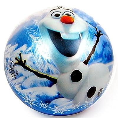 Disney - Frozen: El Reino del Hielo - Pelota de playa de plástico Ø 21 cm de John Leisure