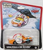 Disney Pixar Cars Star Wars Lightning Mcqueen as Luke Skywalker 1:55 Scale Limited Edition