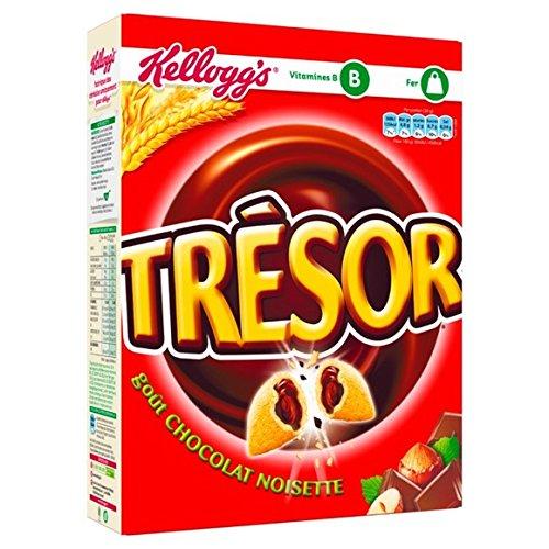 trésor Céréales chocolat noisettes - ( Prix Unitaire ) - Envoi Rapide Et Soignée