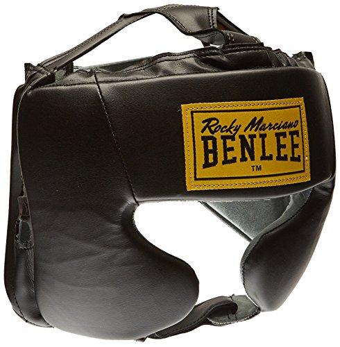 BENLEE Rocky Marciano Kopfschützer Mike, Schwarz, L/XL, 199097