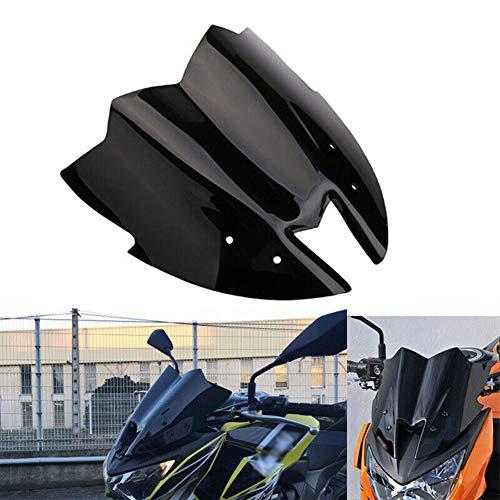 Parabrezza da moto antivento anteriore deflettore frangivento per Kawasaki Z800/ZR800 2013-2016, accessori per moto, nero