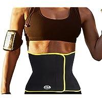 DODOING Hot Schweiß Body Shapers Neopren Taille Trimmer Gewichtsverlust Ab Gürtel für Männer Frauen Premium Magen... preisvergleich bei billige-tabletten.eu