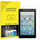 Die besten Tablet-Displayschutzfolie - JETech Schutzfolie für Amazon Fire HD 10 Bewertungen