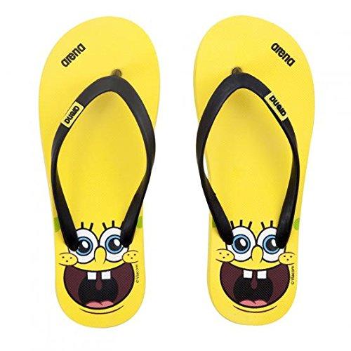 arena-spongebob-jr-flip-flop-infradito-giallo-39