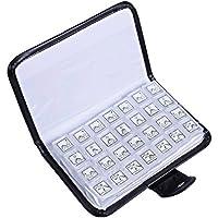 Wellys R 023506 7-Tage-Pillendose, Blumendesign preisvergleich bei billige-tabletten.eu