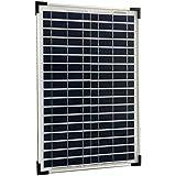Panneau solaire gamme professionnelle 20W Polycristallin