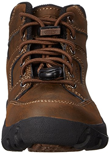 KeenGarrison WP - Scarpe chiuse Unisex - bambino Marrone (cascade brown)