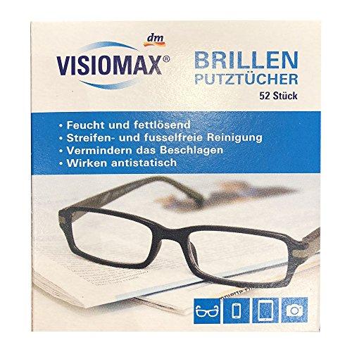 Profissimo Brillen Putztücher (52 St Box)