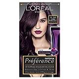 L'Oréal Preference Infinia 4.26 Pure Burgundy Hair Dye