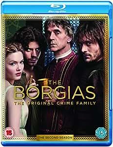 The Borgias - Season 2 [Blu-ray] [Import anglais]