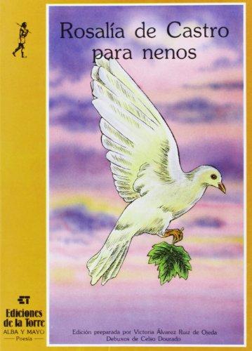 Rosalía de Castro para nenos (Alba y mayo, poesía)