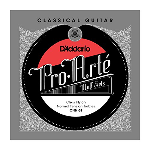 daddario-cnn-3t-pro-arte-clear-nylon-treble-string-set