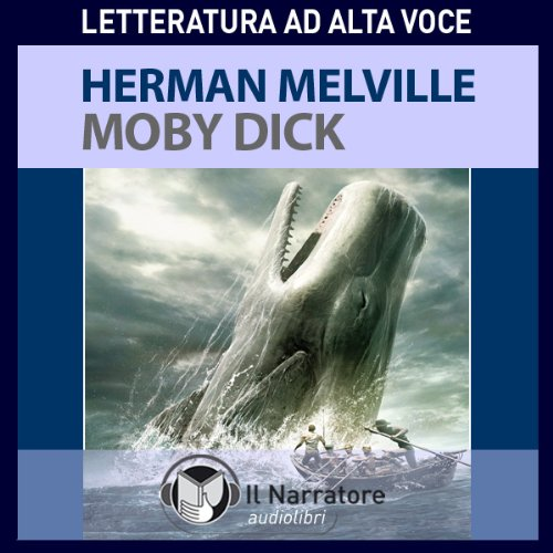 Moby Dick  Audiolibri