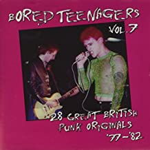 Bored Teenagers Vol 7 by Various (2014-03-14)