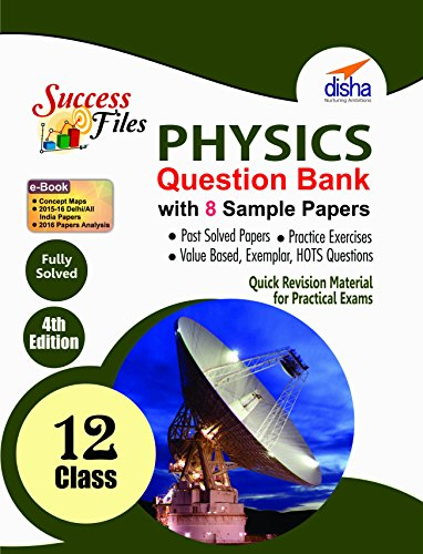 s Success Files - Question Bank & 8 Sample Papers with Concept Maps ebook 4th Edition (Cbse Class 12)
