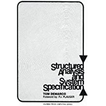 Structured Analysis and System Specification by Tom DeMarco (1979-05-21)