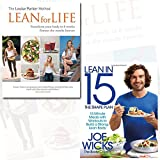 Louise Parker Method and Lean in 15 2 Books Bundle Collection - Lean for Life, The Shape Plan: 15 minute meals with workouts to build a strong, lean body [Paperback]