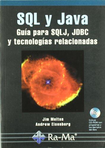 PDF Gratis SQL y Java  Guía para SQLJ, JDBC y tecnologías