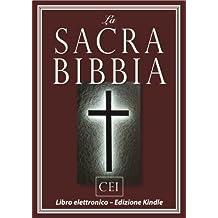 La Sacra Bibbia (Versione della CEI) | e-libro Bibbia (Italian Edition)