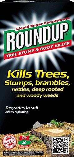 Roundup Dévitalisant de souche et racine d'arbre 250 ml