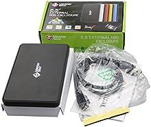 (MasterStor 2 años de garantía)-negro disco duro externo USB 3.0 súper rápida SATA de 2,5 pulgadas disco duro externo portátil disco duro disco duro portátil (negro de MS de 80 GB)