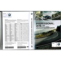 BMW Navigation Update Professional 2018 DVD Road Map Europe